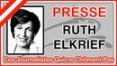 Portrait journaliste ruth elkrief