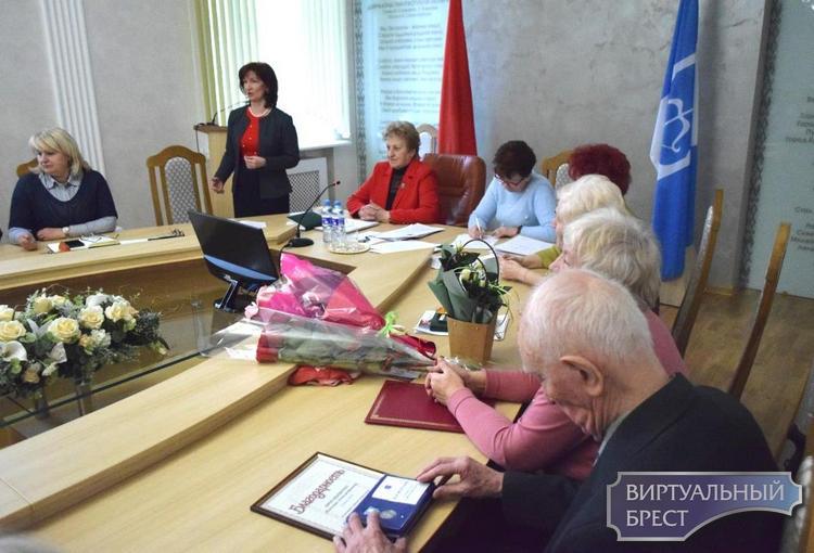 Ветераны Ленинского района г. Бреста провели пленум
