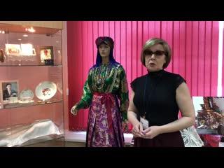 Видео-экскурсия по выставке «Мир женщины Севера»