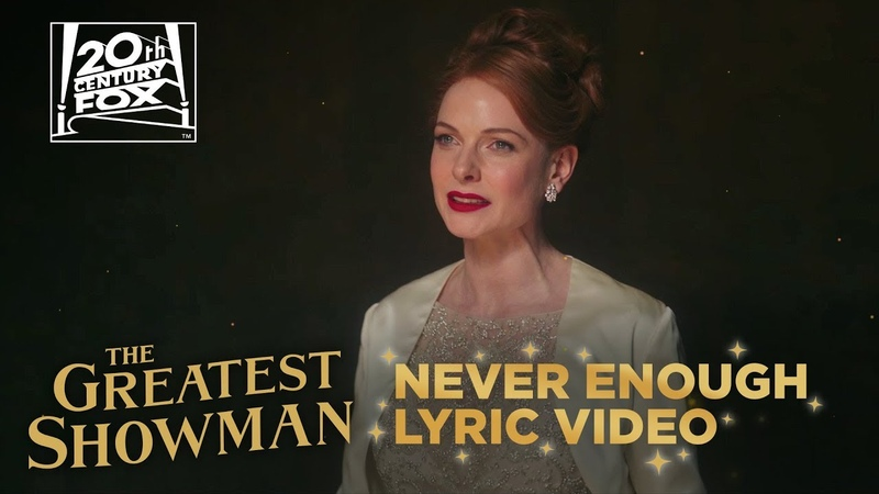 The Greatest Showman | Never Enough Lyric Video | Fox Family Entertainment