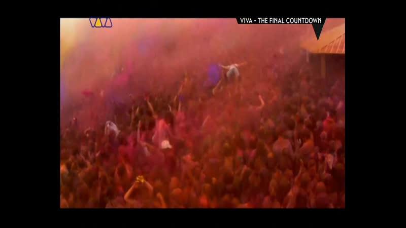Die Toten Hosen Tage Wie Diese VIVA VIVA The Final Countdown 2012