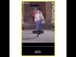 › Телефонное интервью для мексиканского «Grazia»