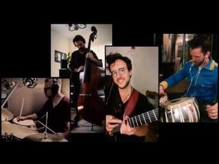 Smile - (w/ Petros Klampanis, Ziv Ravitz & Bodek Janke)