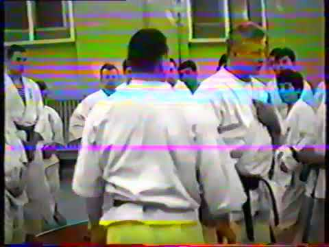 1994 В П Фомин Семинар по технике освобождения от захватов в Туле часть 2