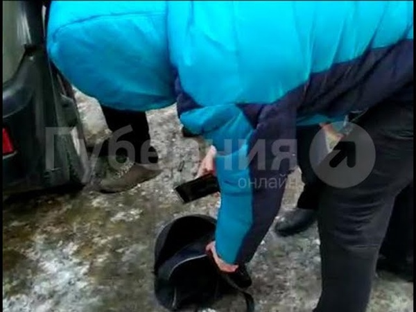 Ангела ада из Хабаровска задержали сотрудники ФСБ Mestoprotv