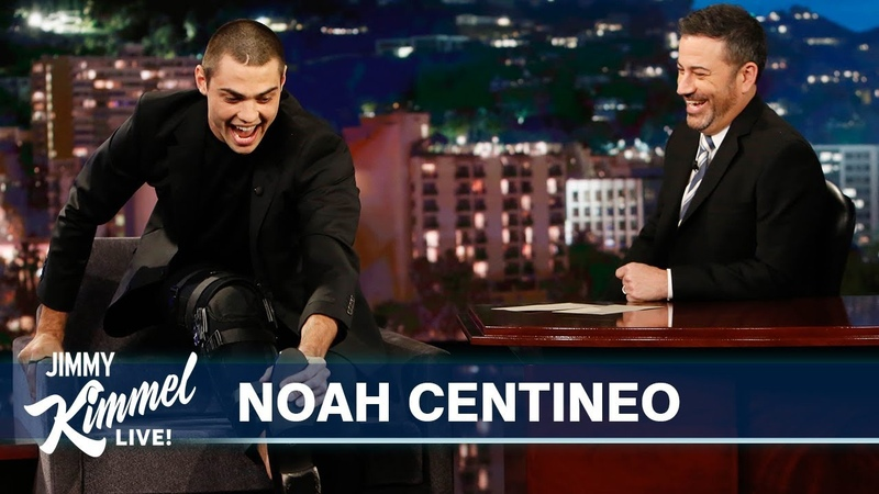 Noah Centineo Needs Help Bathing if Anyone's Interested