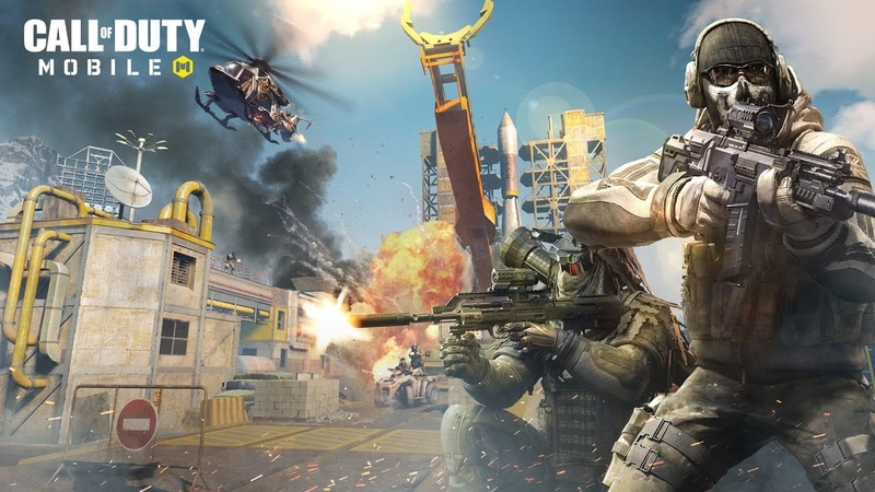 Call Of Duty Mobile Gameplay Trailer 2019