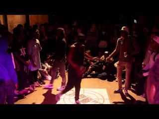 LRC ROYAL - BIG JAY VS SIREZ (winner)