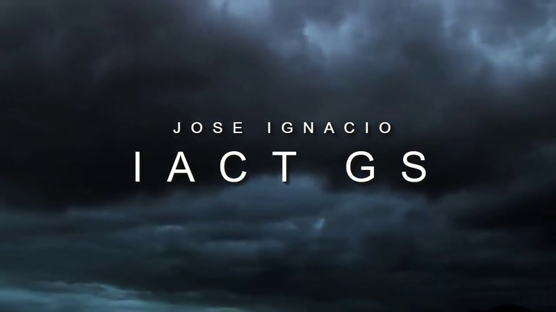 José Ignacio IACT 2018 GS