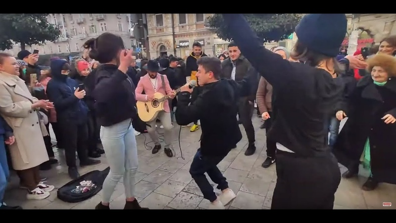 ქუჩის მუსიკოსები ბექა არჩვაძე Уличные Музыканты Бека Арчвадзе Тбилиси Грузинские песни