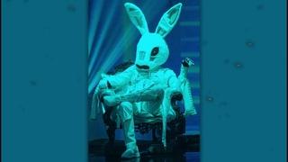 Шоу Маска. Заяц - Невеста. Голос без музыки (акапелла)