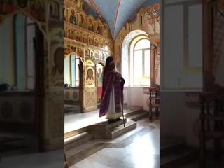 Проповедь игумена Луки (Степанова). Пронский монастырь. 29 мартa 2020 года.