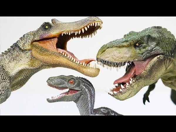 オススメの恐竜フィギュアはこれだ! ジュラシック・パークの恐竜 32232