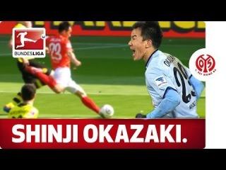 Shinji Okazaki - Most Improved Player