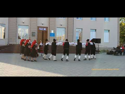 АТО Гагаузия Комрат болгарский танец