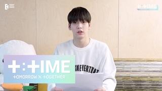 [T:TIME] 210417 X:TIME - TXT (투모로우바이투게더)