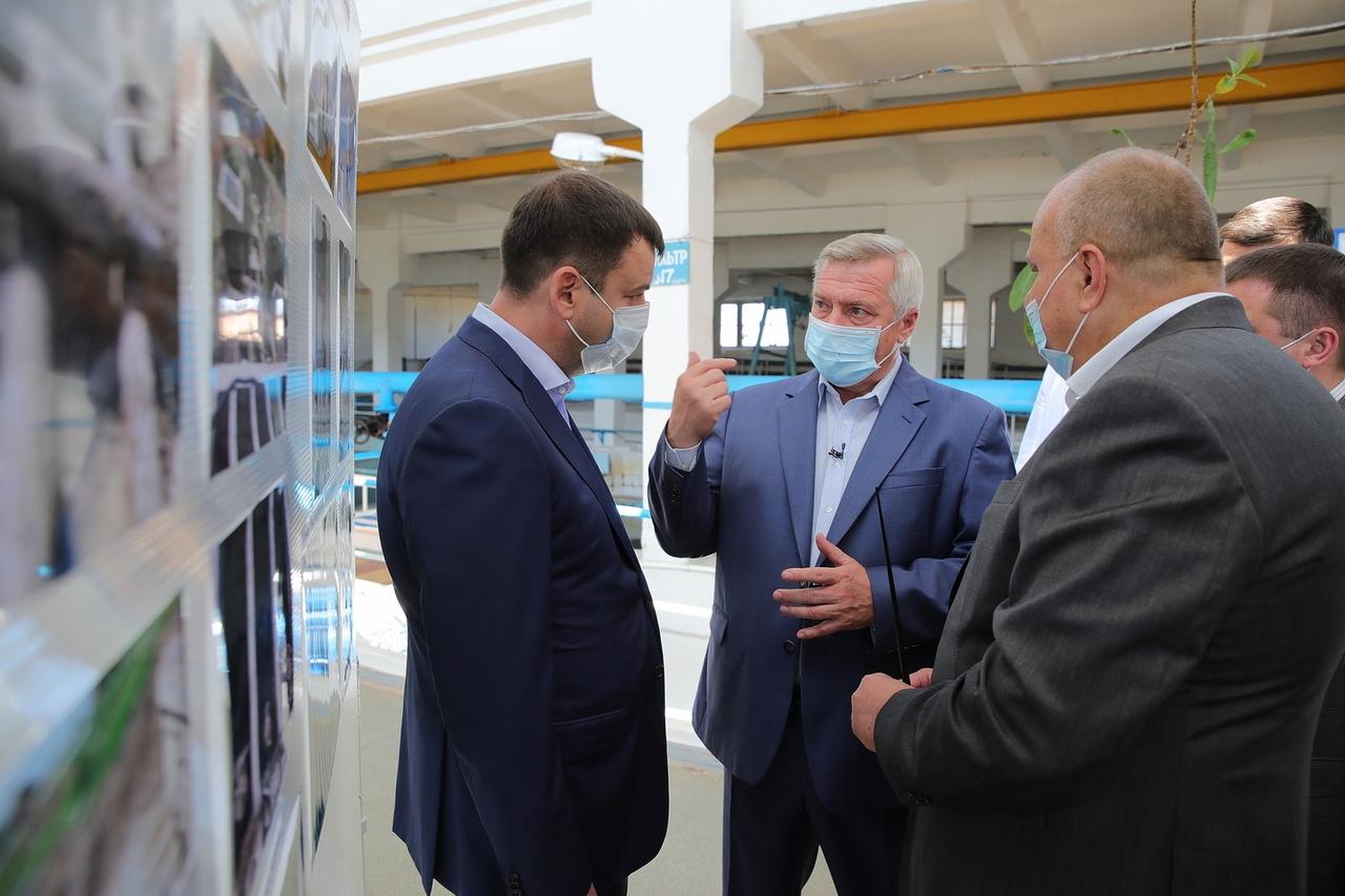 29 млн рублей выделено на восстановление таганрогского коллектора
