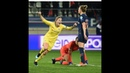 Maren Mjelde scores a late away goal against PSG to book Chelsea into the UWCL semi-finals!