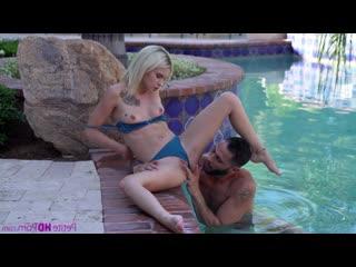 404. WhiteSiny 18+. Kiara Cole, бассейн, блондинки, красивые, минет, молодые, сиськи, раком, сперма, худые, порно