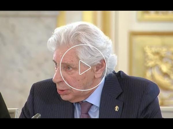 Генри Резник и убийца правосудия В В Путин о правосудии