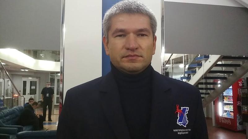 Алексей Швецов вице президент НОФХ о финальных играх