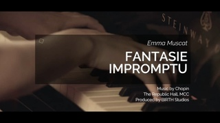 Fantasie   Chopin (cover by Emma Muscat)