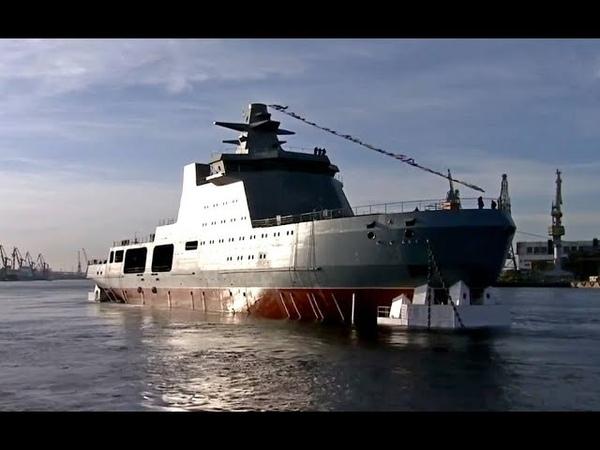 Американские адмиралы недовольны первым российским боевым ледоколом