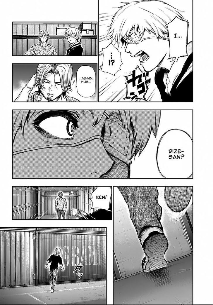 Tokyo Ghoul, Vol.12 Chapter 115 Collapse, image #16