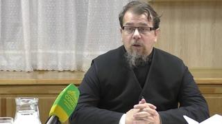 Лекция 7. Новый Завет. Нагорная проповедь (часть 3). Отец Константин Корепанов в Успенском Соборе