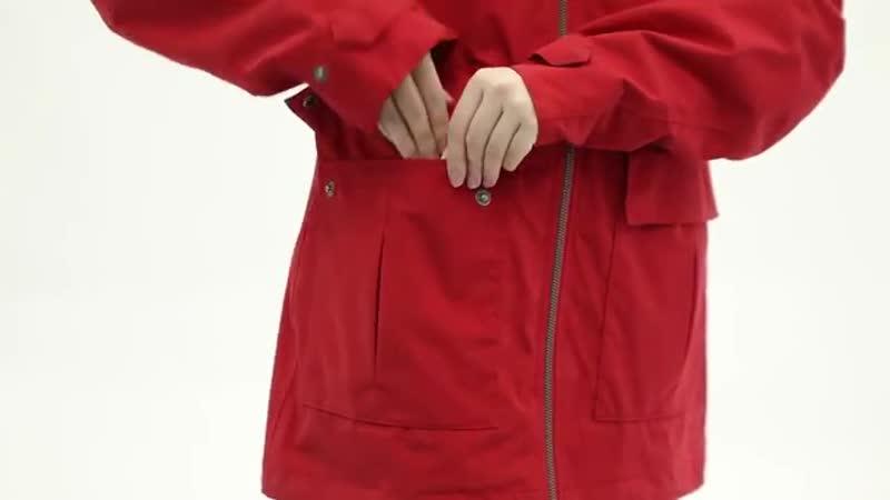Водонепроницаемая куртка женская Didriksons