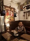 Гостеприимный город Суздаль, как он нам полюбился! И куколкам нашим)) Заходим в кафе, а там наши нас
