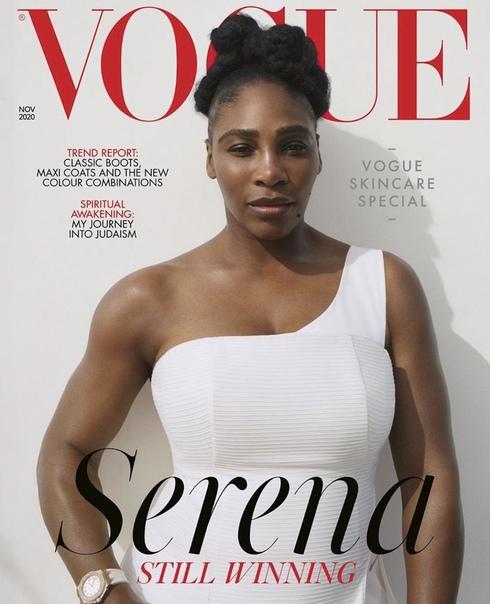 British Vogue - November 2020