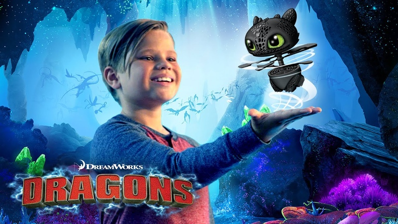 DreamWorks How To Train Your Dragon Flying Toothless Can YOU train Toothless to fly for real