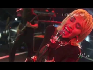 Miley Cyrus Live at iHeart Radio Music Festival 2020 HD