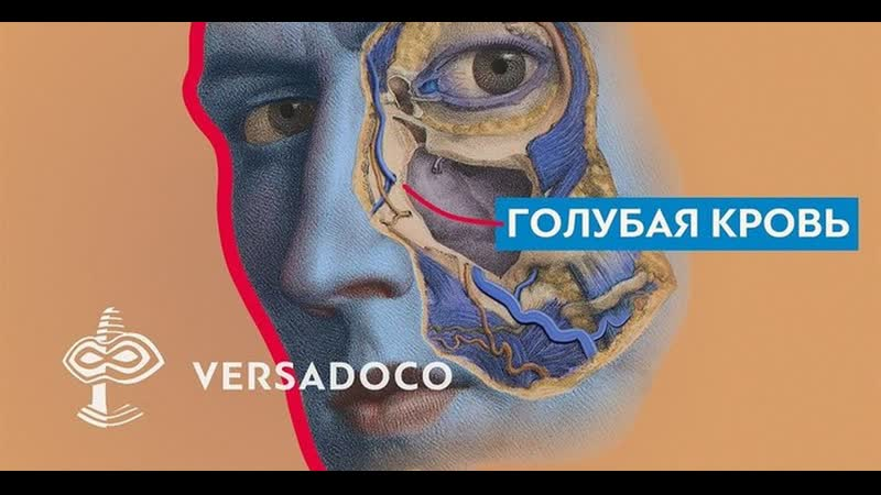Почему древние изображали синих богов VERSADOCO