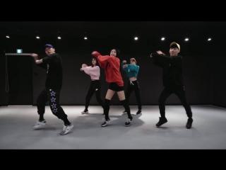 Swalla - jason derulo ft. nicki minaj  ty dolla $ign - 1 million dance studio
