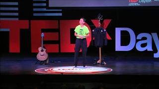 Behind the Badge | Chelley Seibert | TEDxDayton