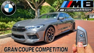 The 2021 BMW M8 Gran Coupe is a Sports Car First, Luxury Sedan Second (In-Depth Review)