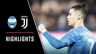 HIGHLIGHTS: SPAL vs Juventus - 1-2 – CR7-Eleven