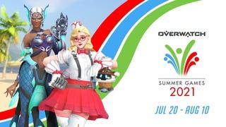 Overwatch Summer Games | July 20