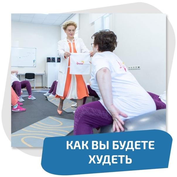 Клиника Похудения Москве.