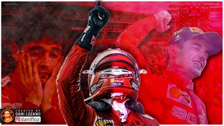 TRAGEDY for GLORY (Charles Leclerc)