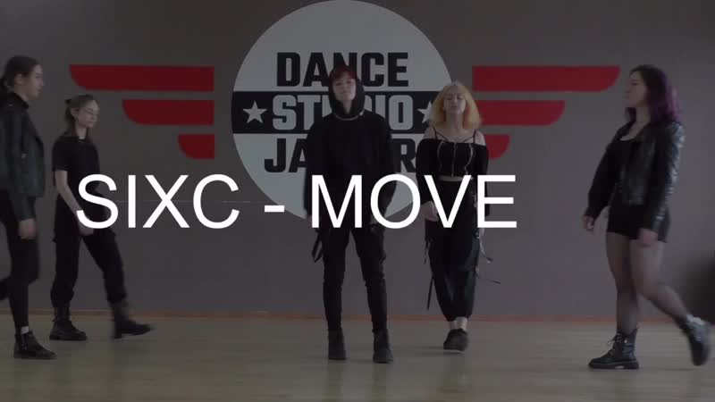 SIXC PRODUCE X 101 MOVE COVER BY HOPE DEBUT VIDEO