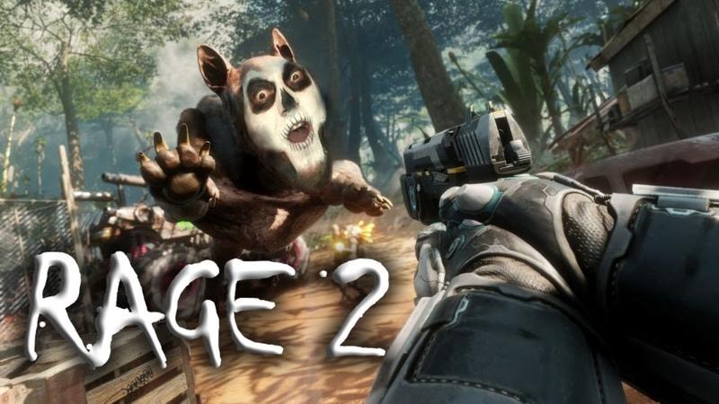 Стрим Rage 2 6 Рейнджер крутой Уокер Правосудие в пустошах Финал