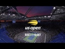 US Open Tennis: Built For Glory