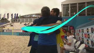 Italy vs Kazakhstan Qualification Beach Soccer FWC 2019 Goal Azhikenov