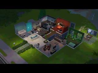 The sims mobile смена дня и ночи!