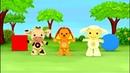 Tiny Love - лучший мультик для самых маленьких от 0 до 3 лет- полная версия HD Тини Лав