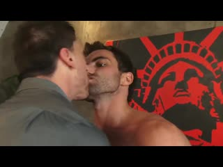 Dakota Rivers and Vito Gallo gay porn