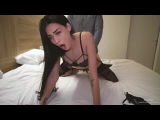 Fiamurr - Passionate Sex with a Young Slut - she Loves when I Cum in her Pussy